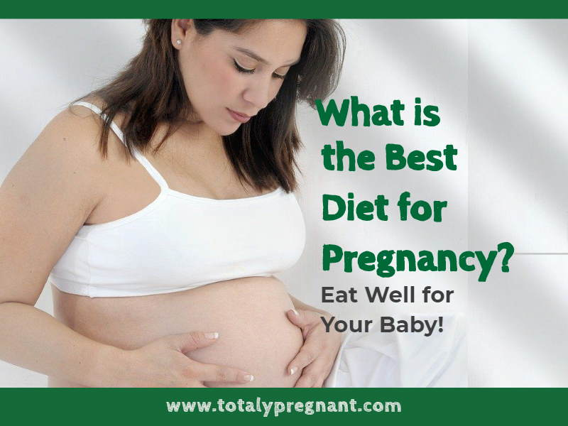 Image illustrates the food which can be prepared as part of any best diet for pregnancy.