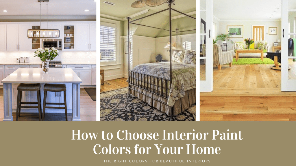How To Choose Interior Paint Colors for Your Home or Office