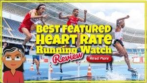 heart rate running watch