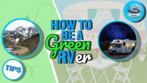how to be a green RVer